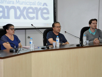 Adrianinho participa da abertura da XII Conferência da Assistência Social