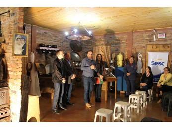 Vereador Adrianinho participa da abertura da 15ª Semana dos Museus