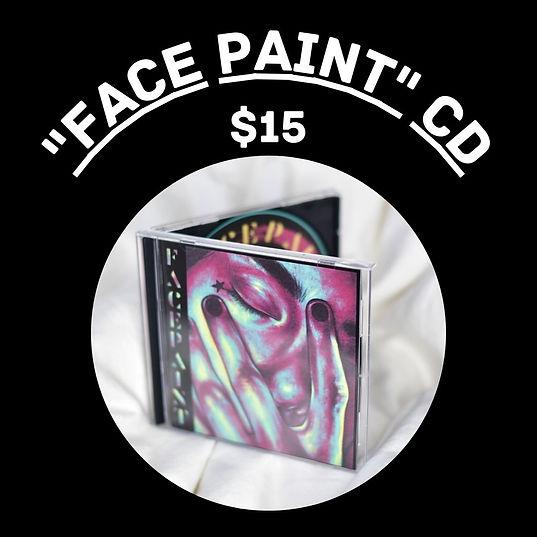 """""""Face Paint"""" CD"""