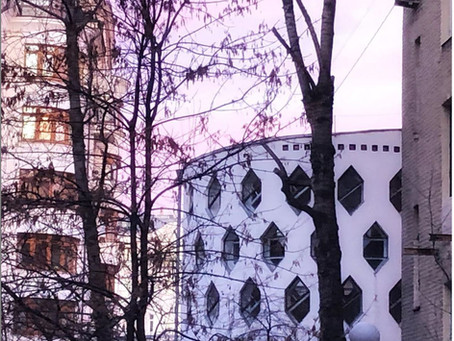 בית מלניקוב , מוסקווה