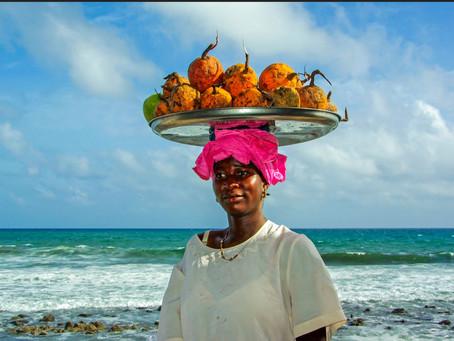 מוכרות הפירות והשווקים  בסנגל , מסע אתנוגראפי למדינה מרתקת באפריקה (חלק א')