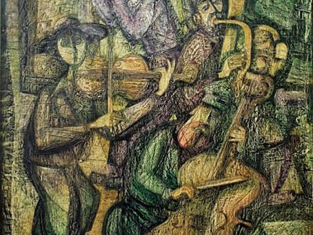 יוסי שטרן,  הכְּלֵיזְמֶרִים  ועוד ציורים