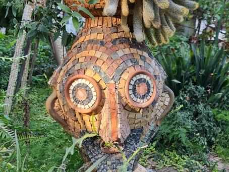 סיור בוקר : גן הפסלים של מאירק'ה דודזון בקיבוץ אילון
