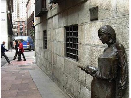 ג'וליה וחברותיה בסמטאות  Malasaña מדריד