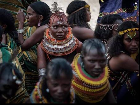הפסטיבל האתני השנתי של שבטי הטורקנה בקניה   ביוני 2021