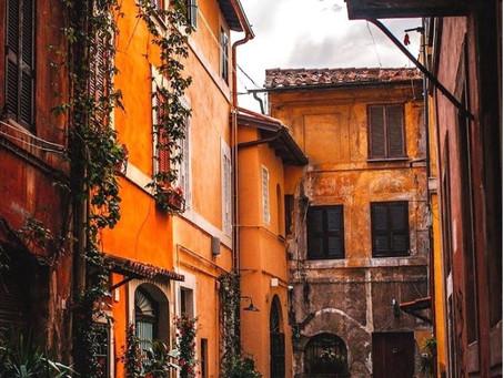 סיור בוקר בסמטאות טרסטוורה ברומא Trastevere…