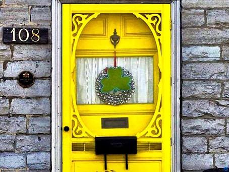 בגוון צהוב , תערוכת צילומים מקוונת בינלאומית