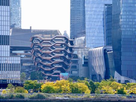 ה-VESSEL ניו יורק מזוויות צילום ונוף שלא ראיתם
