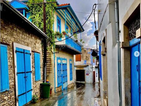 סיור בוקר בסמטאות הכפרים של לפקרה בקפריסין