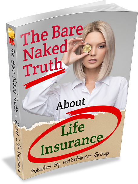 Bare Naked Truth Cover - Girl _ 848x1126