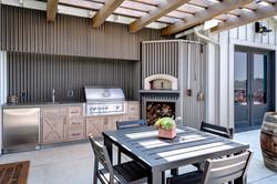 KB outdoor Kitchen