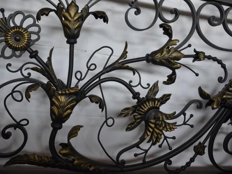 Custom Wrought Iron Doors, gates, and railings