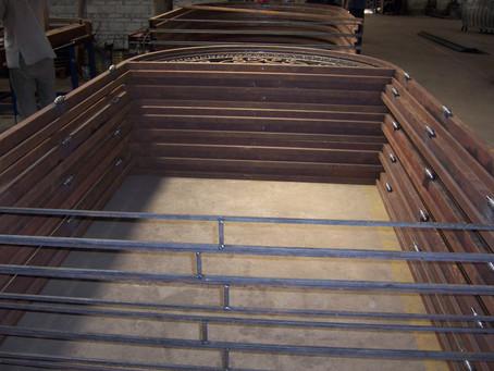 Wrought Iron Door Manufacturing Process