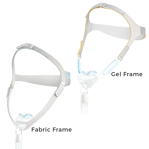 Philips Nuance Nasal Prongs Mask Frame