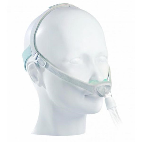 Nuance Nasal Prongs Mask With Fabric Frame