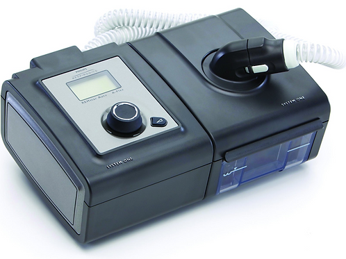 REMstar Auto SystemsOne 60 series with Heated Tube & Humidifier