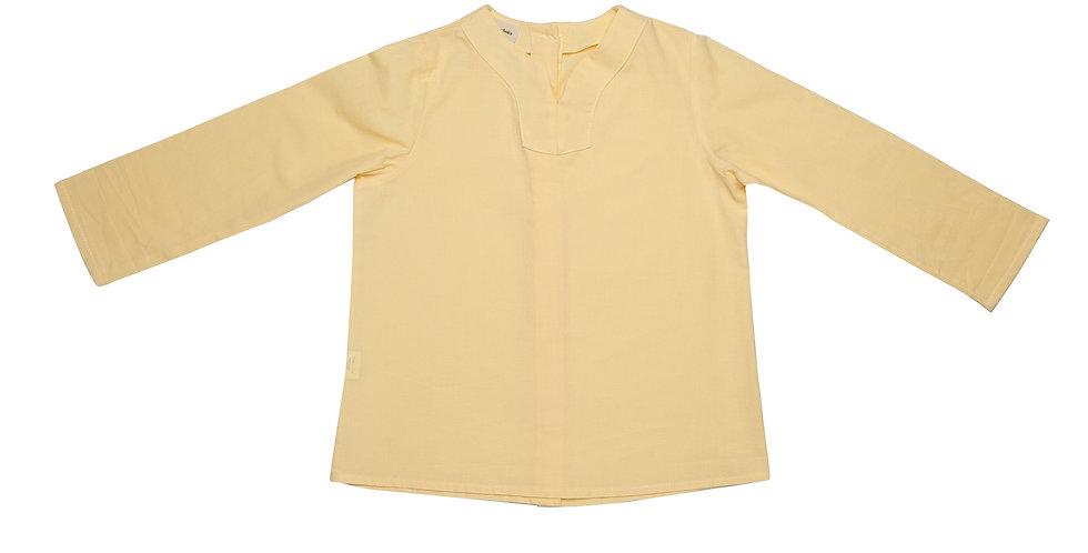 Nico shirt yellow