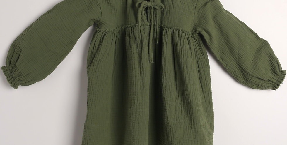 Artist blouse