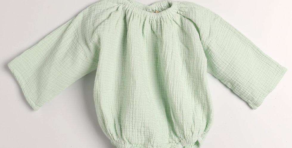 Baby kimono body