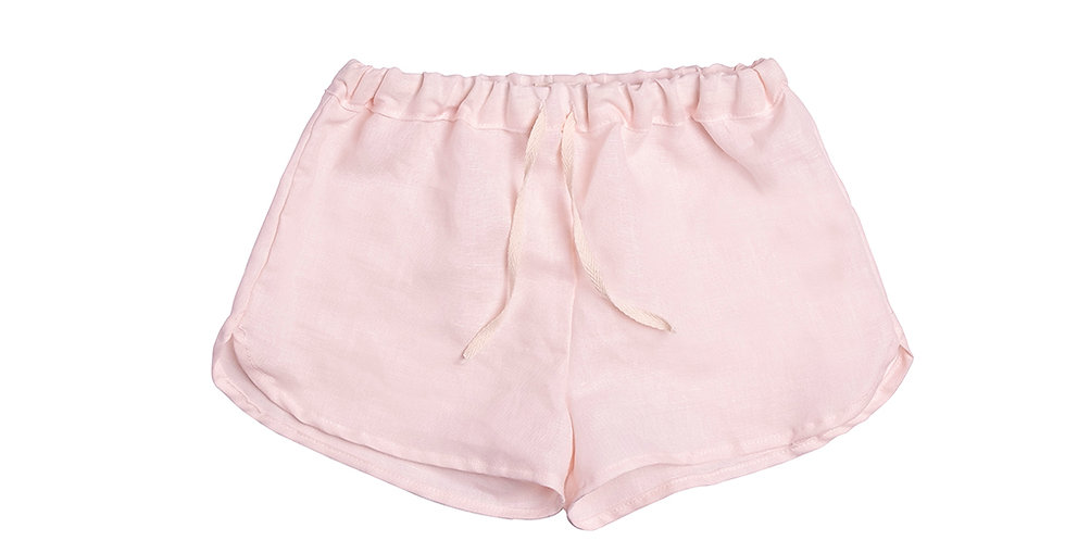 Short pants pink