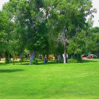Campgrounds Front Area