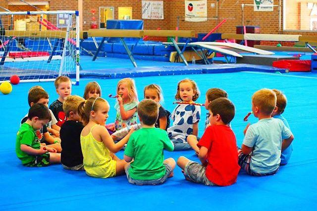 Gymnastics Birthday Party - Up to 15pax