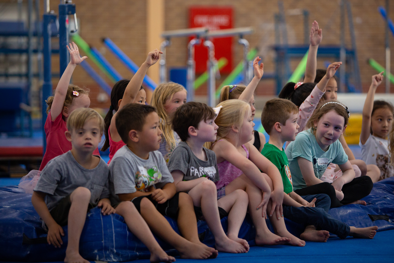 Gymnastics Birthday Party - 21-30pax
