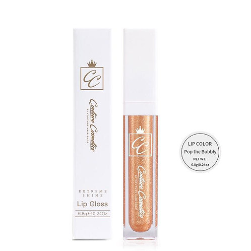 "Couture Cosmetics Sheer Gloss- ""Pop the Bubbly"""