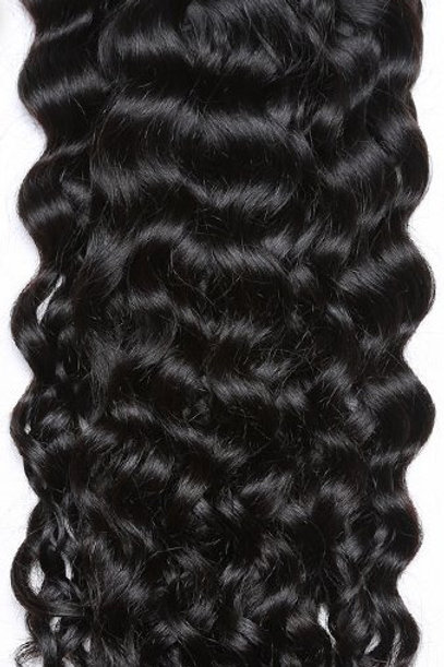 Goddess Natural Wave 18""