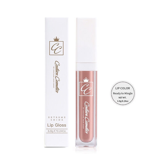 """Couture Cosmetics Sheer Gloss- """"Ready to Mingle"""""""