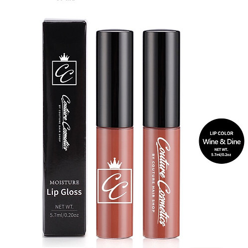 """Couture Cosmetics Pigmented Gloss- """"Wine & Dine"""""""