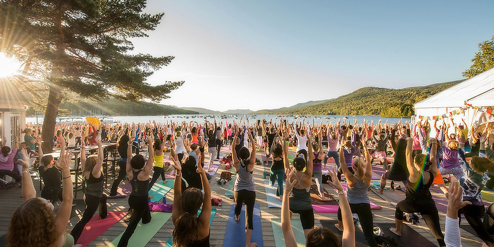 Multi-Day Fitness and Health Festival