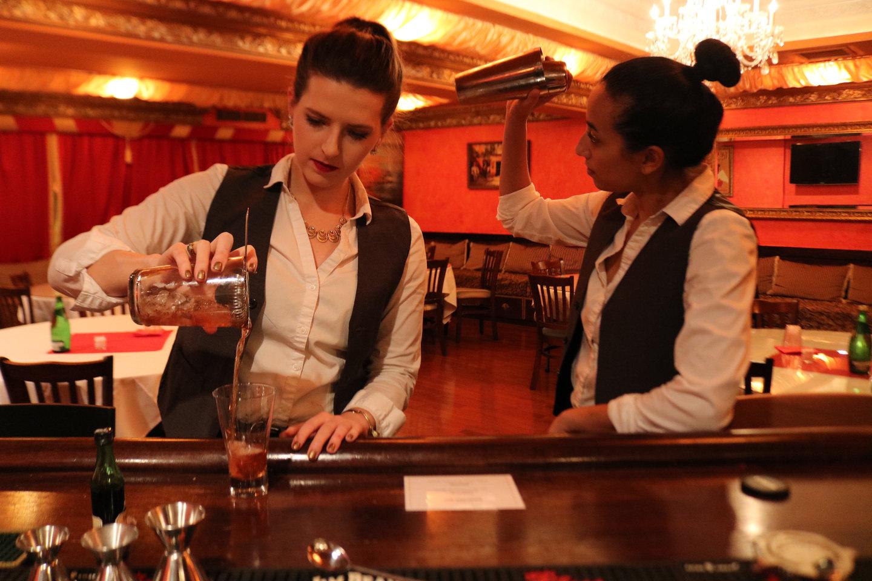Ruth and Ada At The Savoy