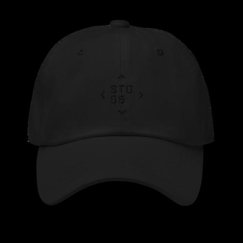 All Black Dad Hat