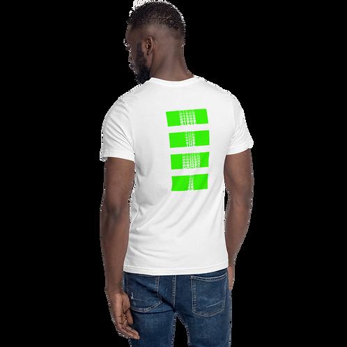 Unisex Pocket T-Shirt – White
