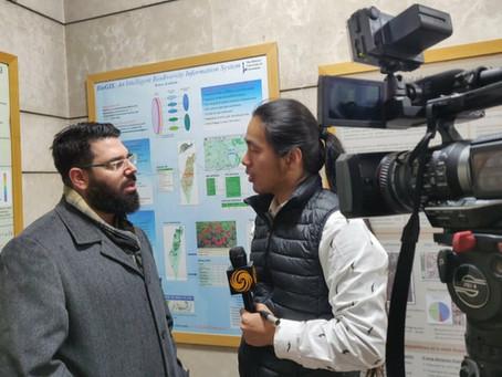 Interview with Hong Kong's Sun TV