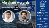 Keynote: Abraham Accords - Innovative Partnerships in the Middle East for Israel on Campus Coalition