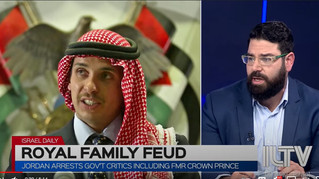 Interview on ILTV about political tensions in Jordan