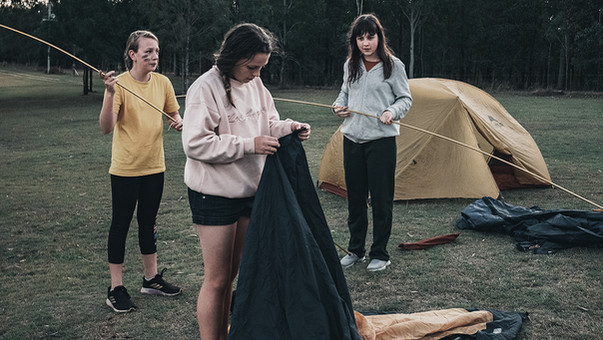 Adventure Based Youth Work