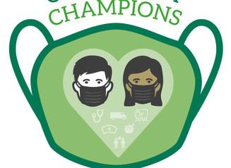 Honored to be the recipient of the Irish Echo's Irish Community Champion 2020