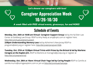Join me Oct. 30th for a Free In-Person Caregiving  Fair