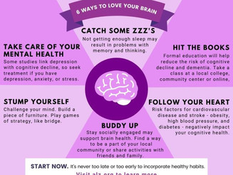 For National Alzheimer Day 6 Ways to Work Your Brain