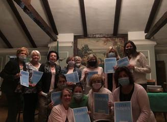 10/7 Speaking at Women of Irish Heritage meeting