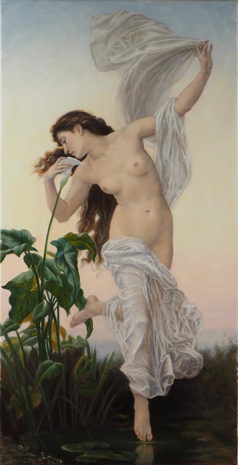 """""""l'Aurore"""", d'après William Bouguereau"""