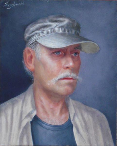Portrait de l'artiste Timoté