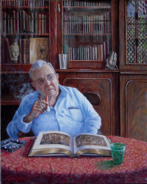 Portrait d'Alec Prochiantz