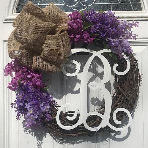 "18"" Spring Wreath"