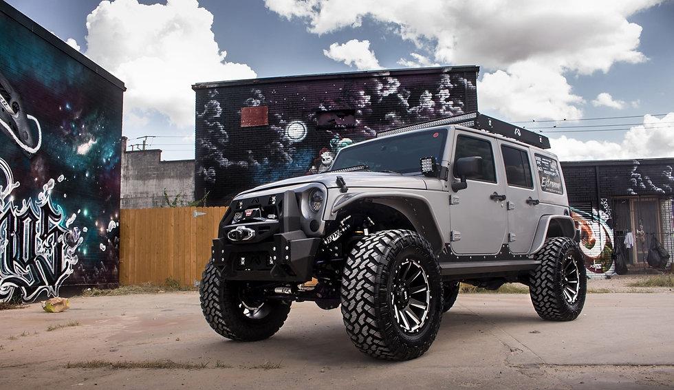 Grid-Offroad-gd5-matte-black-milled-jeep