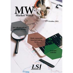 Market Watch 17.10.2021