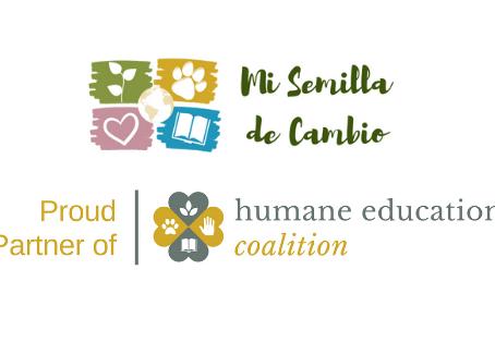 Colaboramos con la Humane Education Coalition
